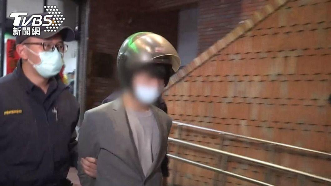 (圖/TVBS資料畫面) 新店隨機殺害騎士案 凶嫌王秉華一審判死刑