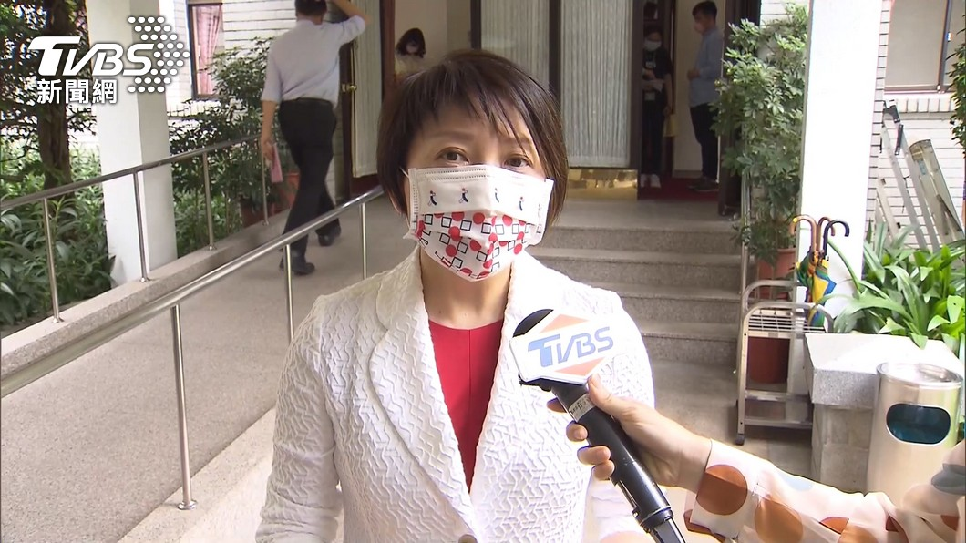 民進黨立委范雲。(圖/TVBS資料畫面) 沉默83天首發文!范雲「全力協助3+11爭議釐清」