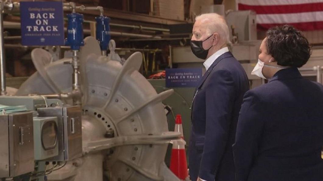 拜登基建計畫頻縮水 共和黨提一兆美元方案