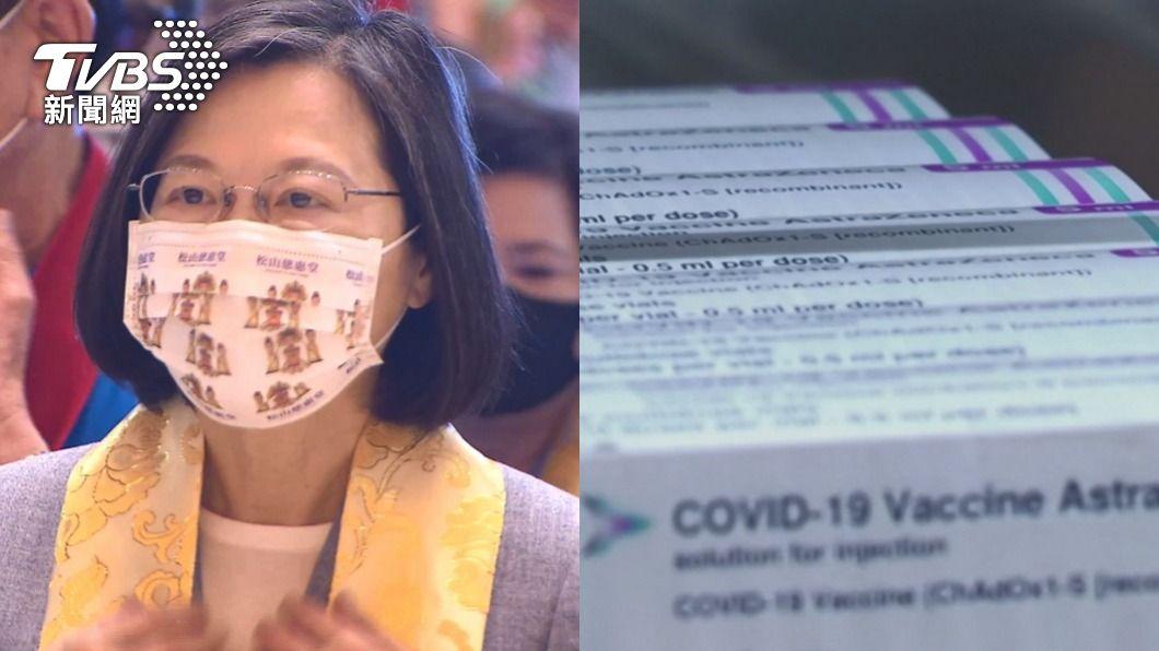 圖/TVBS資料照 觀點/拿疫苗預算養網軍、搞大外宣 他轟蔡英文:無視人命