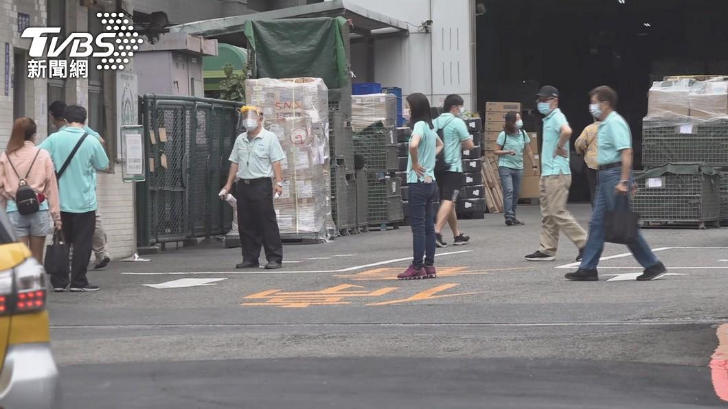 新北市近日頻傳公司、企業或工廠內的感染事件。(示意圖/TVBS) 新北頻爆職場感染達16.38% 侯喊話:嚴禁隱匿疫情