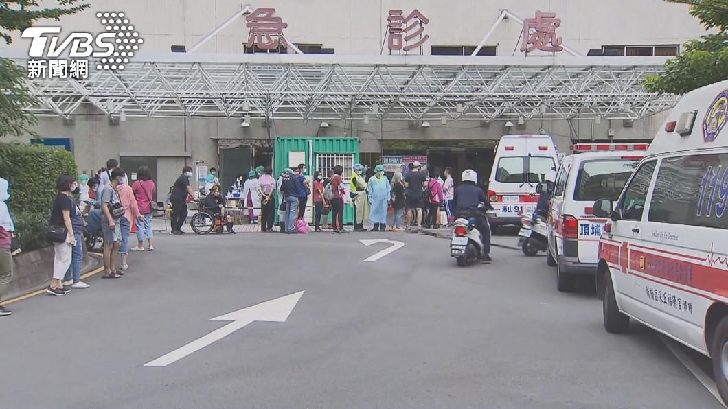(示意圖/TVBS) 觀點/生命不是冷冰冰的數字 他:台灣人不該為政治紛擾減少