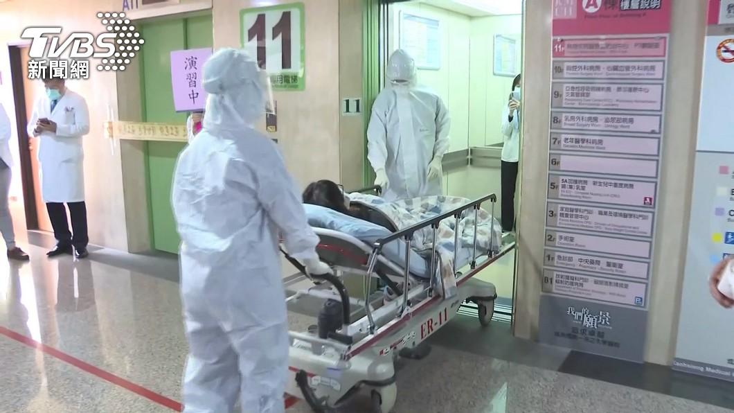 案9029本身就有3種慢性疾病。(示意圖/TVBS) 5旬女3採陰轉陽!3大慢性病纏身 確診5天病逝
