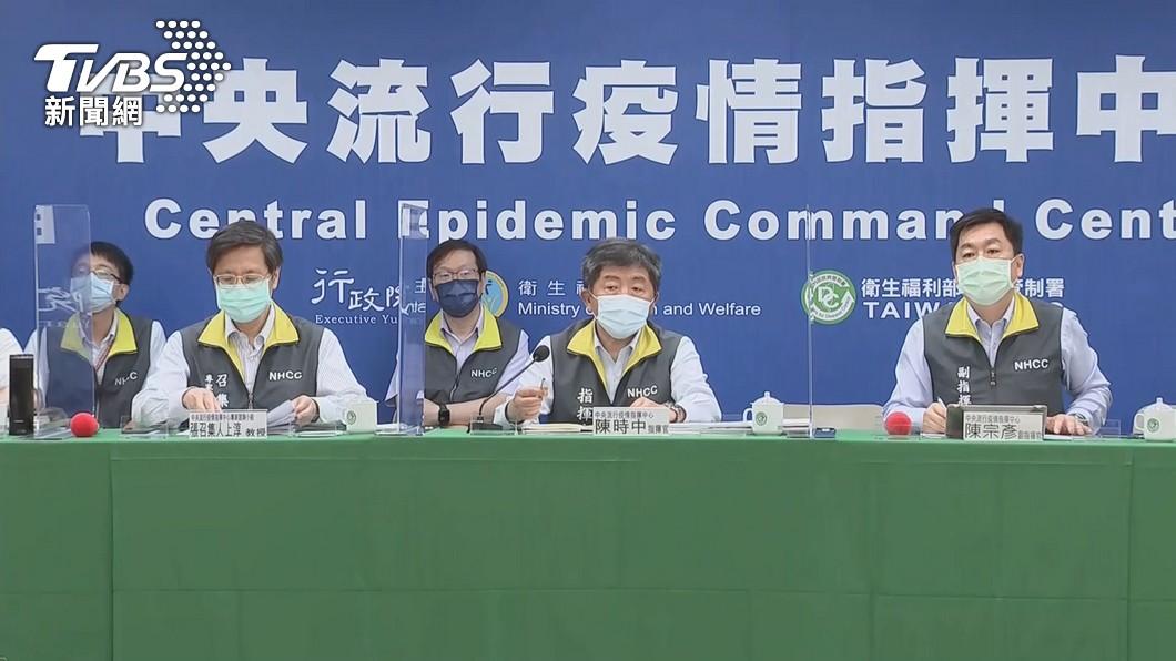 疫情未趨緩,傳出指揮中心有意再度延長全國三級警戒。(圖/TVBS) 三級警戒擬「再延長至6/28」繼續停課 最快本週宣布