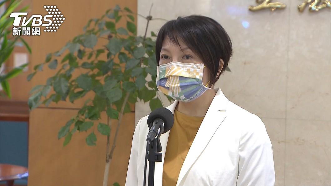 被外界質疑造成防疫破口的民進黨立委范雲今日現身回應。(圖/TVBS資料畫面) 提放寬「3+11」釀防疫破口 范雲:我的部分不重要