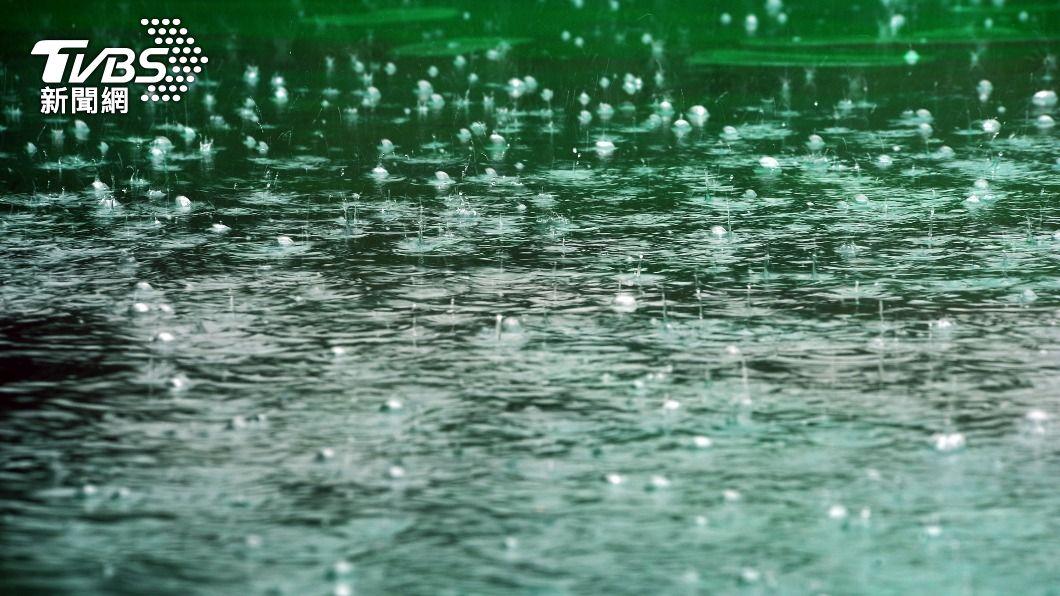 (圖/中央社) 梅雨助攻全台水庫進帳逾1億噸 下波鋒面週六接力