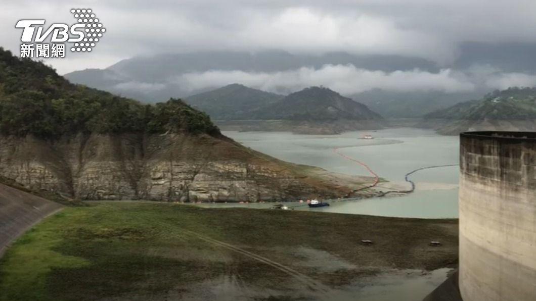 梅雨對水情稍有減緩。(圖/TVBS) 梅雨水情大進帳!3水庫4天破千萬噸 台南洗車業解禁