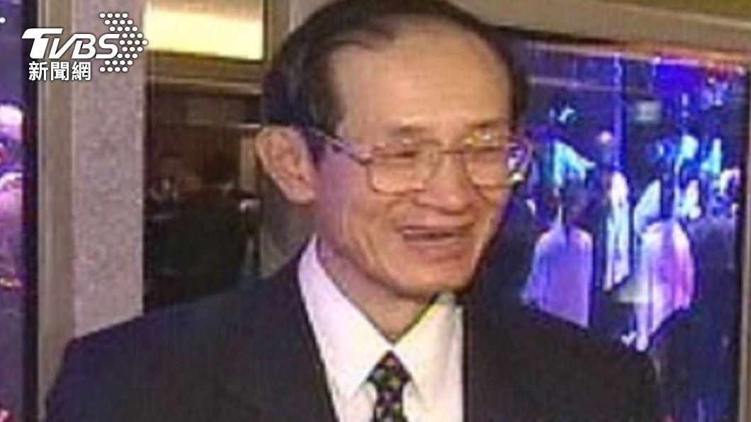 大同前董座林蔚山。(圖/TVBS) 通達案更一審 前董座林蔚山判賠大同投資人19億元