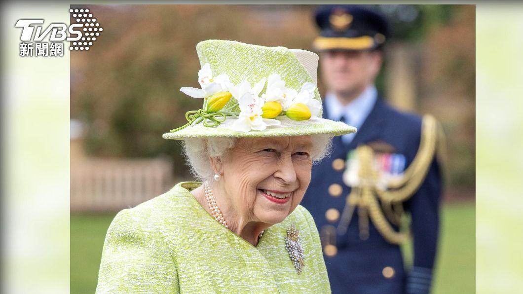 圖/達志影像路透社 英國女王在位70週年將辦慶典 哈利與梅根又要讓王室頭痛