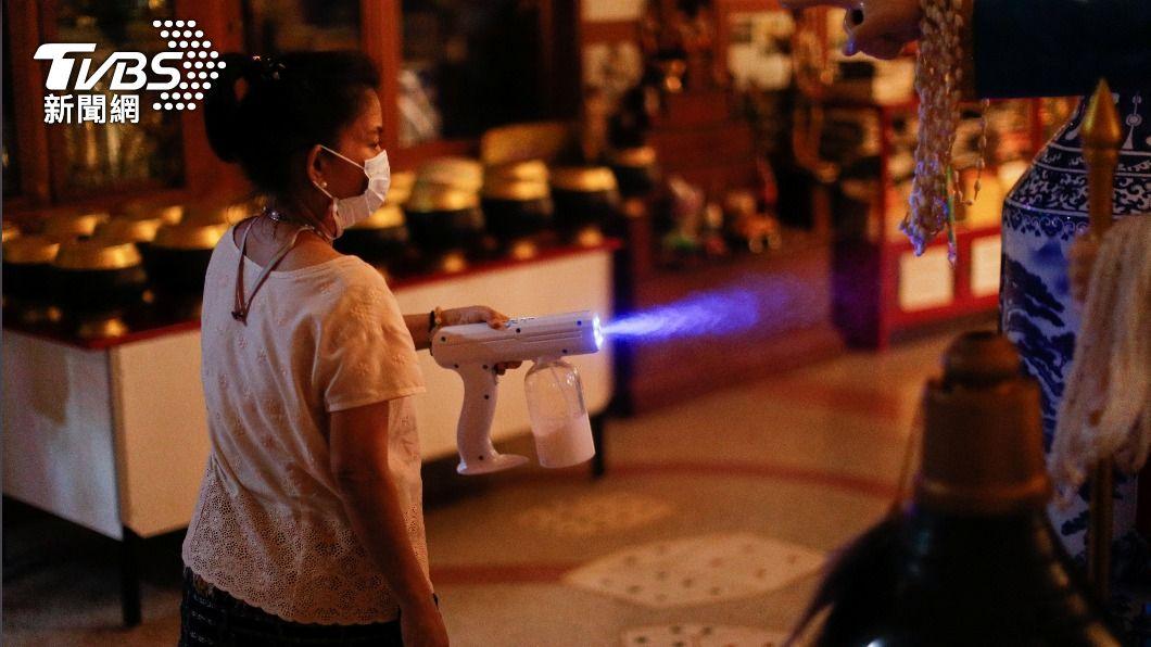 泰國疫情嚴峻。(示意圖/達志影像路透社) 泰金寶佛丕府工廠染疫 公司強調不影響營運