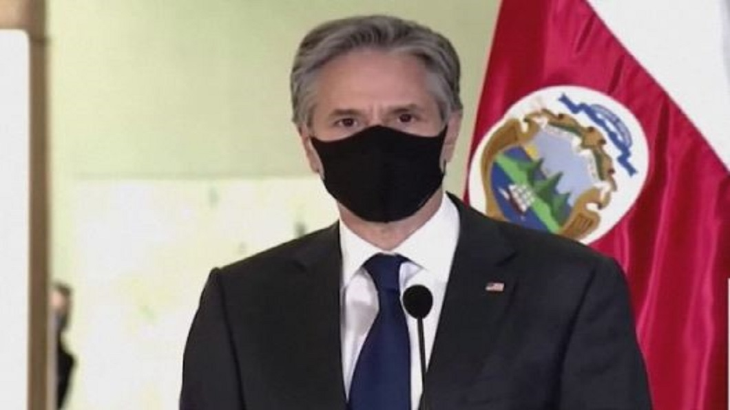布林肯示警 中國威脅太平洋島國經濟安全