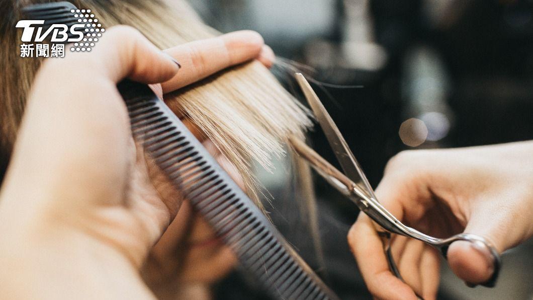 (示意圖/shutterstock 達志影像) 美容美髮不停業 鄭文燦:符合防疫指引可恢復營業