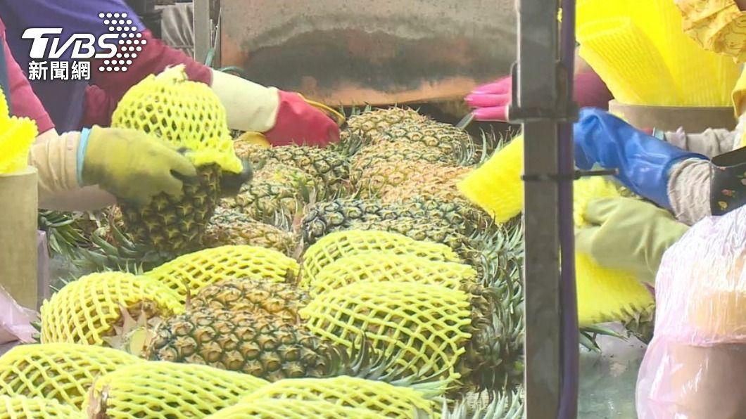 (圖/TVBS) 農民生活補貼1萬漁民3萬或1萬元 148萬人受惠