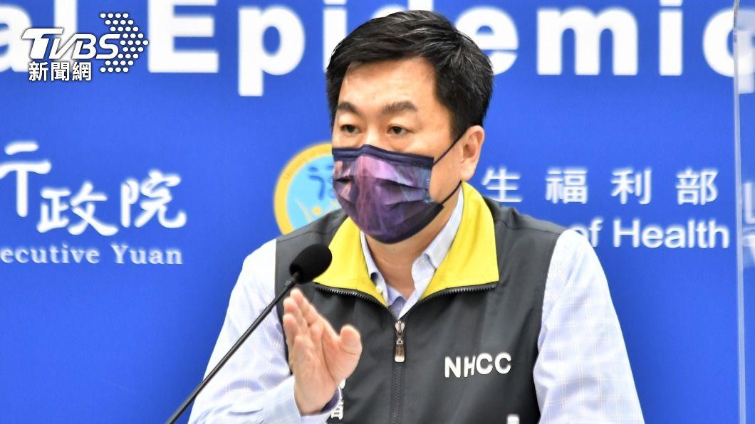 副指揮官陳宗彥。(圖/指揮中心提供) 過EUA直接打!菲律賓要台灣國產疫苗 陳宗彥回應了