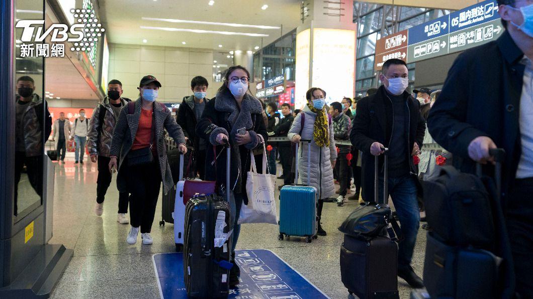 上海今(6)日通報一名自台灣移入的新冠肺炎確診病例。(示意圖/Shutterstock達志影像) 「台灣輸出」再+1 上海今新增一例確診自台入境