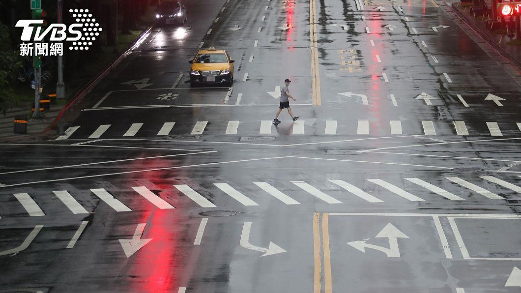 (圖/中央社) 梅雨鋒面徘徊「降雨熱區在中南部」 有助紓解旱象