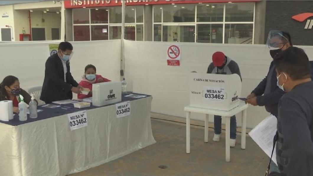 祕魯總統大選陷入膠著 藤森惠子領先不到1%