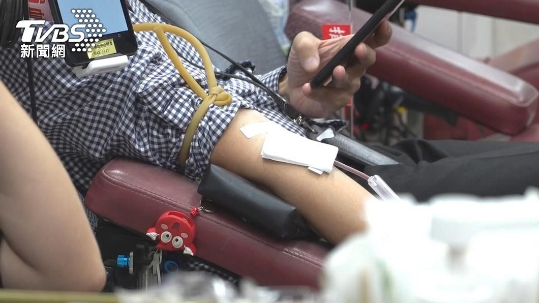 圖/TVBS(非當事人) 新北確診數逾4千!男不知染疫去捐血、警疫調追血袋 急銷毀