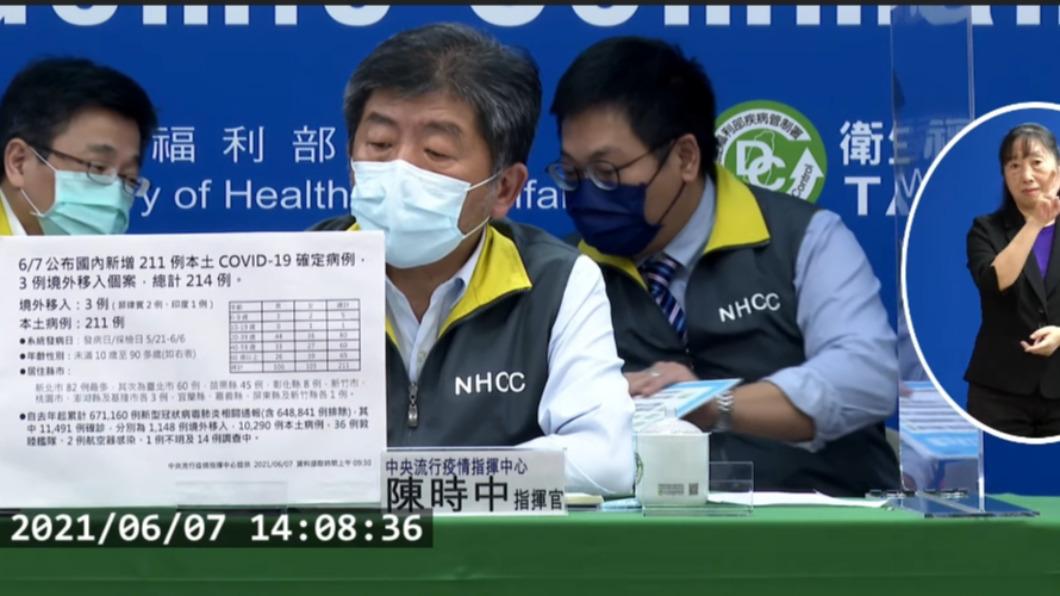 傳「八大工商大老優先施打疫苗」 陳時中:鄭重否認