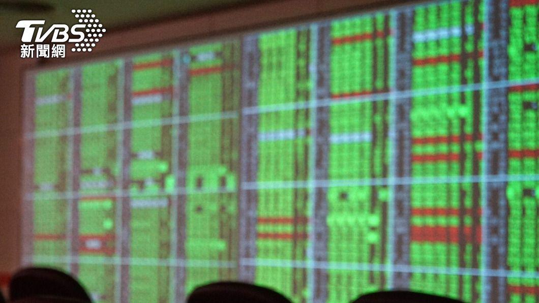 (圖/中央社資料照) 台股收盤重挫255點 傳產股支撐力守萬七大關