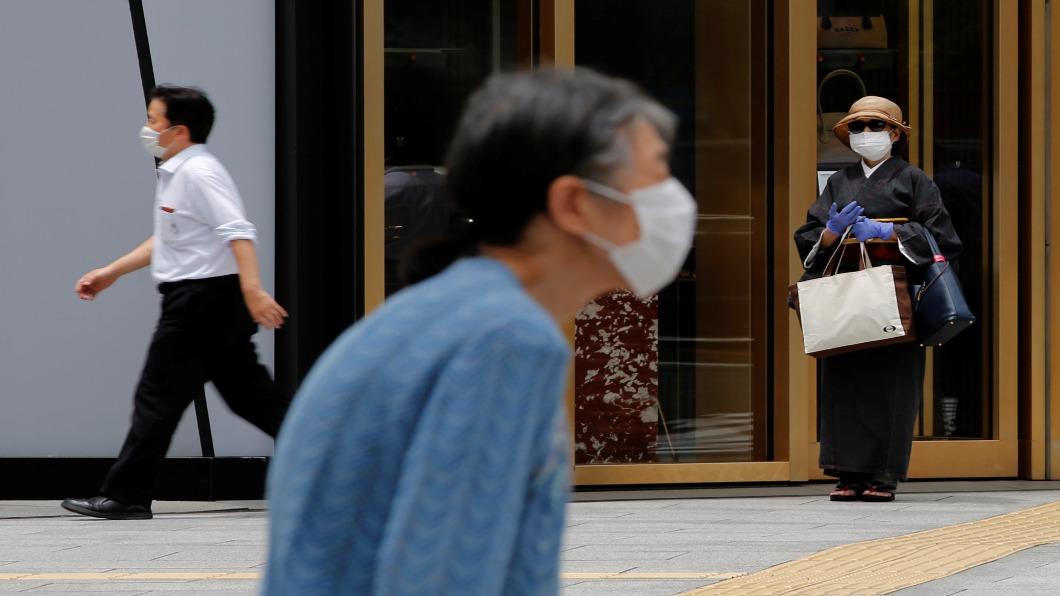 圖/達志影像路透 日本首例新變異! 印度株同源「C36」入侵東京