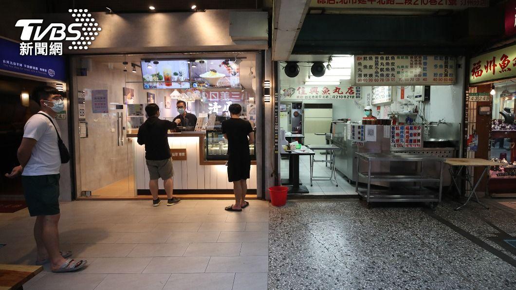 (示意圖/中央社) 3級警戒延長至28日 全國餐飲業一律外帶