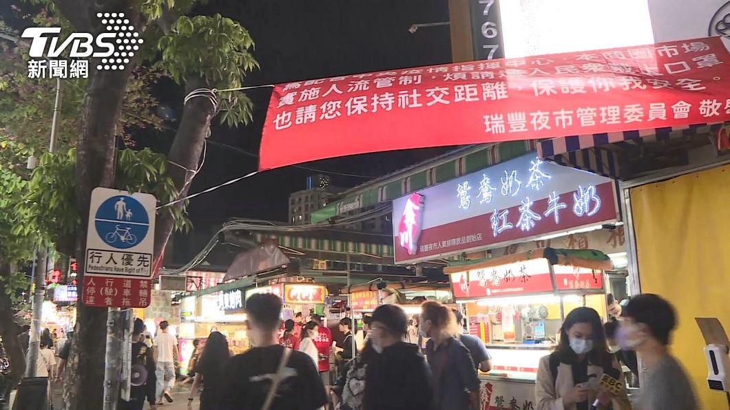 瑞豐夜市傳出要歇業的消息。(圖/TVBS資料畫面) 1天虧30萬!高雄瑞豐夜市「30年最慘」恐在7月熄燈