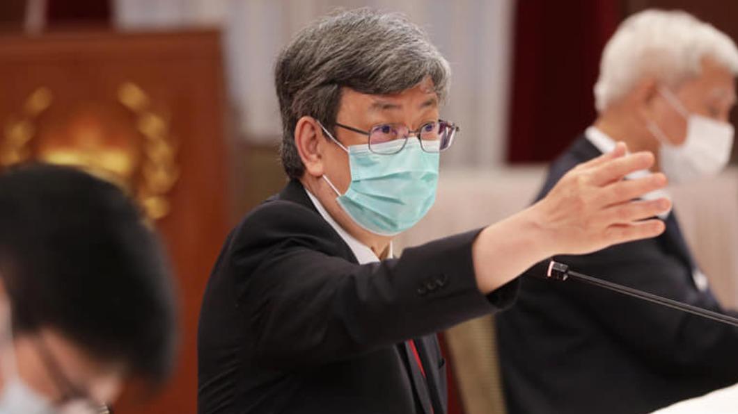 前副總統陳建仁也是一位流行病學專家。(圖/翻攝自陳建仁臉書) 台灣新冠致死率高於全球平均 陳建仁說是這原因