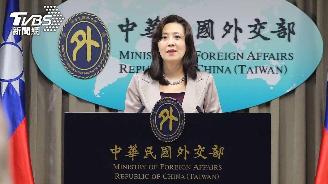 外交部發言人歐江安。(圖/中央社) 外交部:努力推動重啟台美TIFA會談
