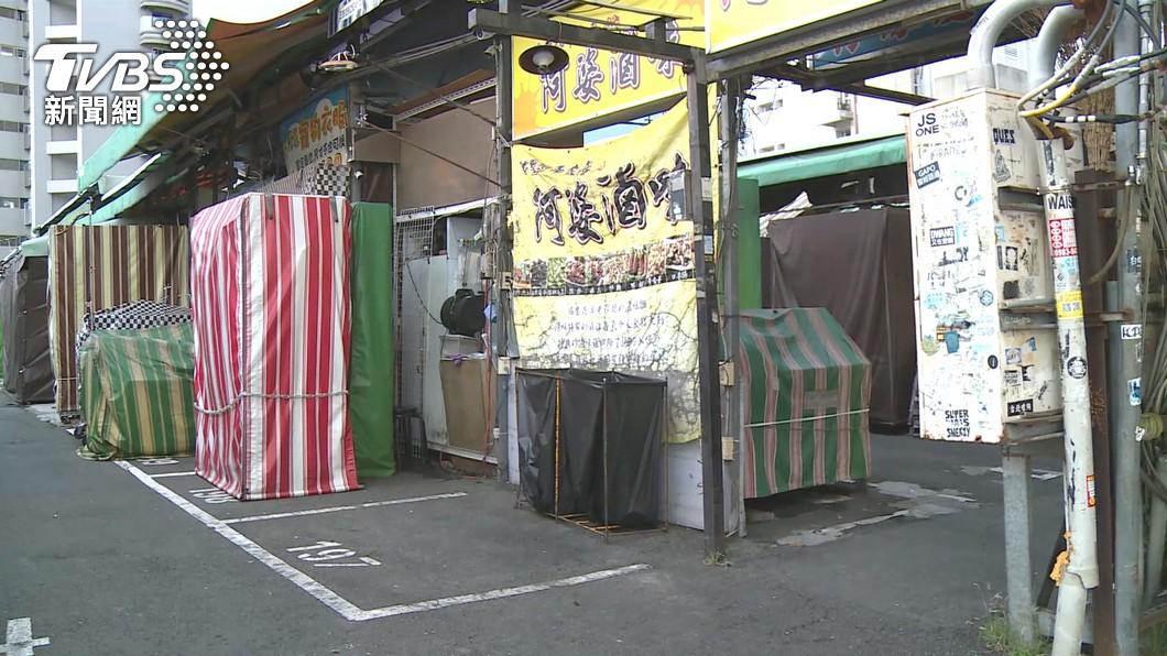 瑞豐夜市從5月17日自主停業。(圖/TVBS資料畫面) 瑞豐夜市宣布復業「歡迎來逛」 眾怒:三級警戒不懂?