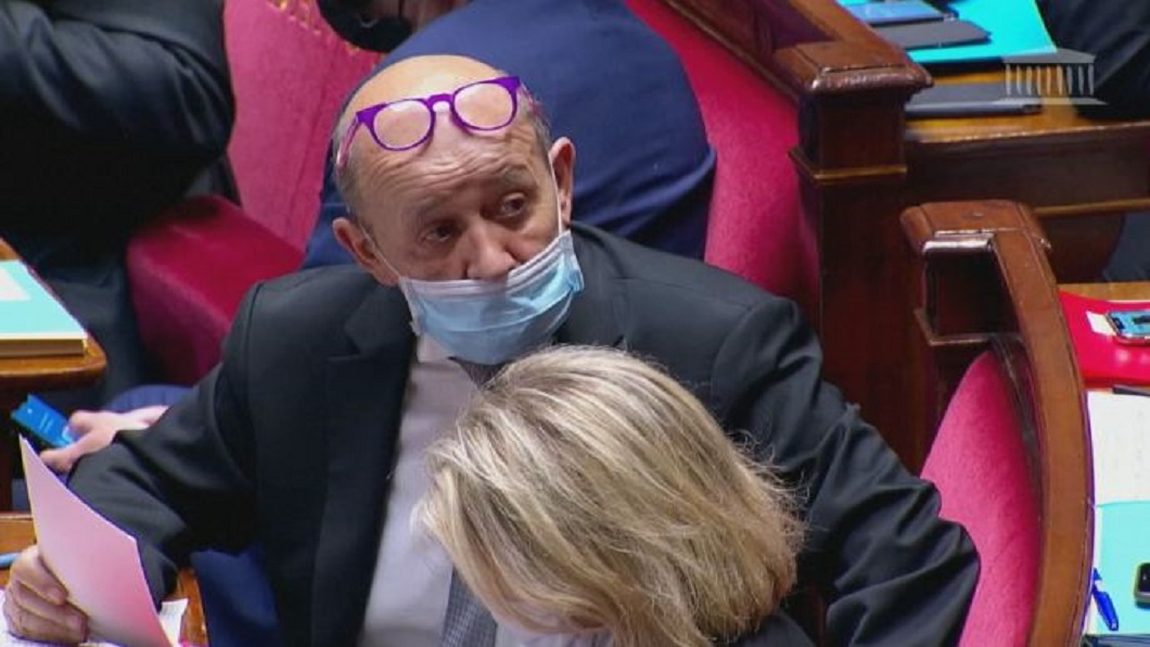 為台發聲!法國外長重申挺台參與國際組織