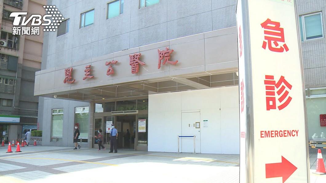 恩主公醫院日前爆發群聚感染。(圖/TVBS資料畫面) 陳其邁轟「疫調不確實」害7人染疫 恩主公醫院反擊
