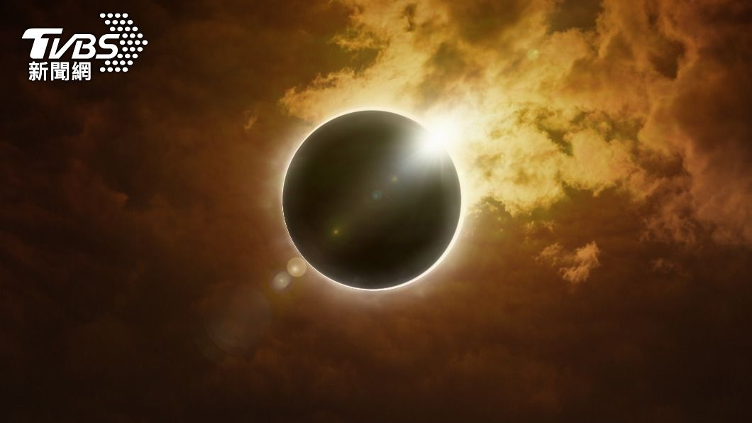 (示意圖/shutterstock 達志影像) 上帝金戒指 今年首場日環食將登場NASA全程直播