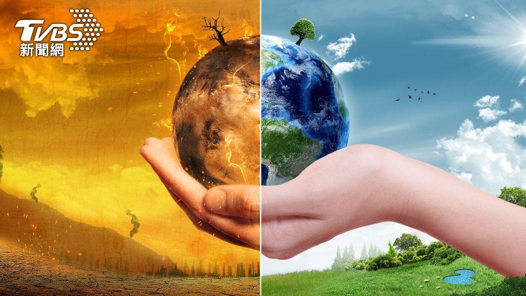 力抗全球暖化,許多國家推出「碳邊境調整機制」。(示意圖/shutterstock達志影像) 力抗氣候暖化 研議邊境碳稅勢在必行