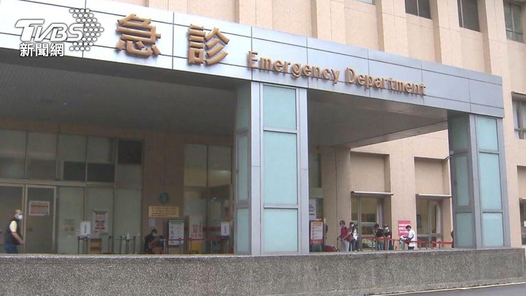 全台昨(10)日連爆兩起院內感染事件。(圖/TVBS) 不斷更新/北部爆2起院內感染 全台醫院防疫措施一次看