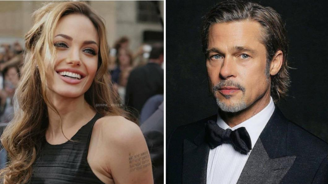 好萊塢女星安潔莉娜裘莉因介入布萊德彼特的婚姻而背負小三罵名。(圖/翻攝自Angelina Jolie、Brad Pitt IG) 掃壞小三、乳房卵巢切除陰霾 安潔莉娜裘莉獲重生6金句
