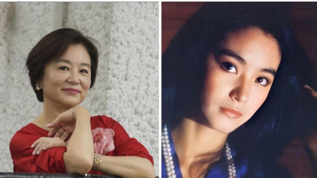 現年已66歲的國寶級藝人林青霞曾被譽為「台灣第一美」。(圖/翻攝自brigitte.lin IG) 66歲林青霞「堅持不碰醫美」 3招保養法優雅凍齡