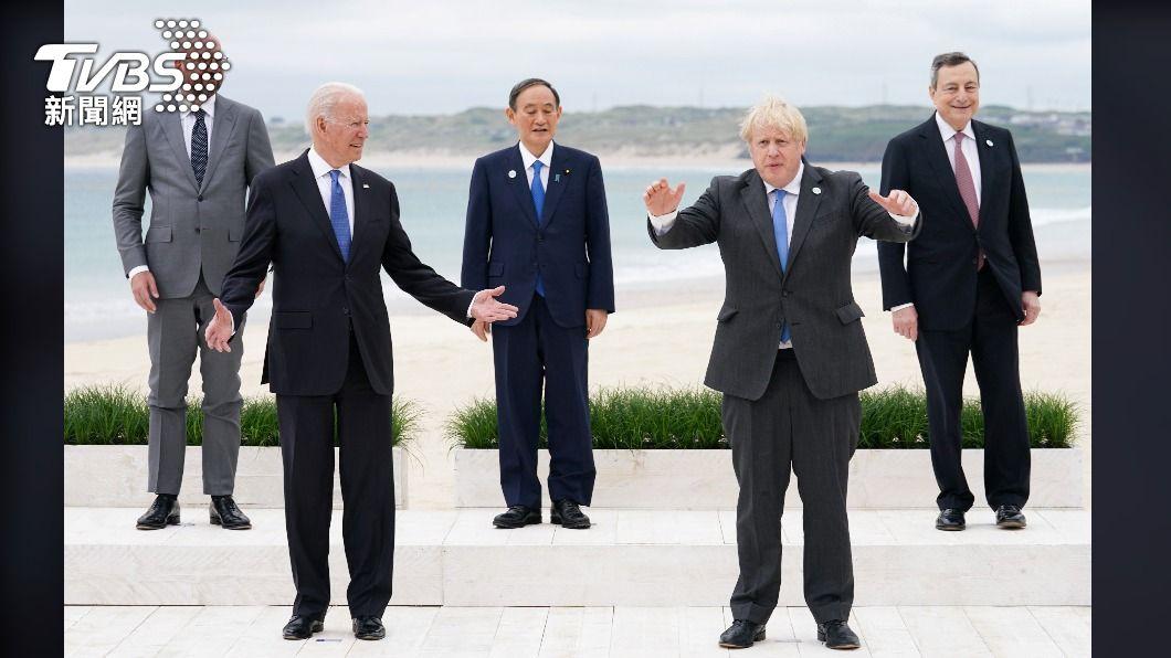 圖/達志影像路透社 傳G7領袖同意 維持財政刺激以支持經濟發展