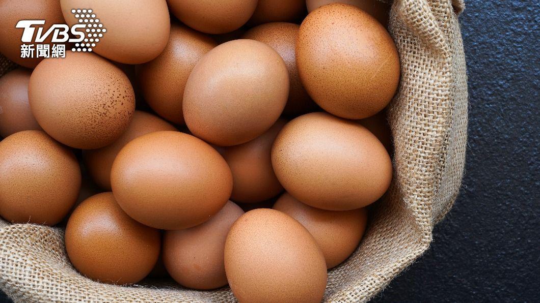 營養師表示,雞蛋含豐富蛋白,可提升免疫力。(示意圖/shutterstock達志影像) 1天1顆雞蛋提升免疫力!專家教這招延長保存期限