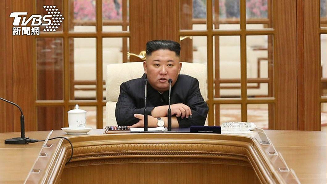 北韓領導人金正恩怒斥「韓流」荼毒北韓年輕人。(圖/達志影像美聯社) 北韓年輕人喊「歐巴」 金正恩對韓流宣戰:最重判死刑