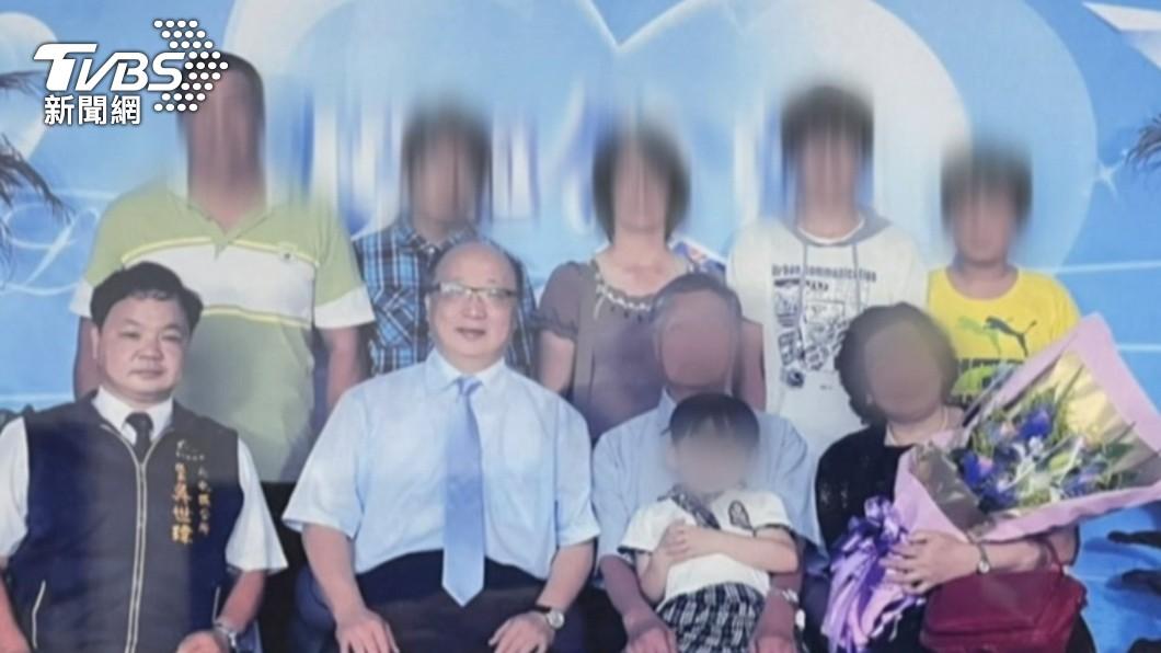北屯家族群聚感染案多人確診。(圖/TVBS) 「我們家破父母雙亡」 北屯兒怨鄰居隱瞞萬華染疫史