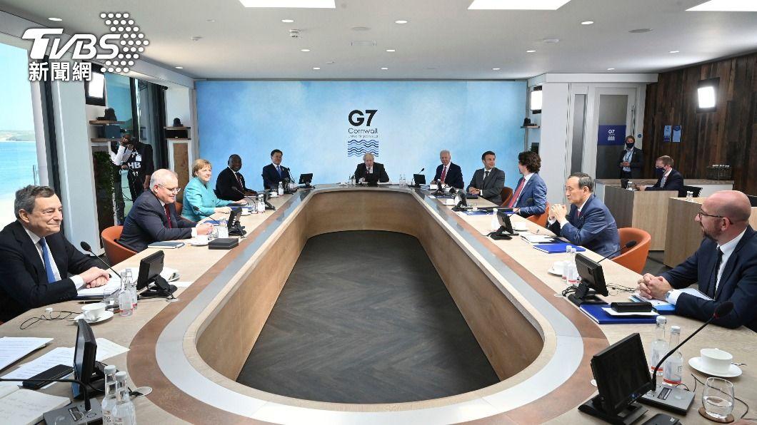 圖/達志影像美聯社資料畫面 快訊/G7日韓會談破局 韓聯社:日方臨時取消