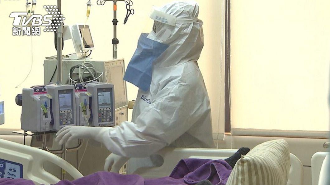 本土疫情持續延燒。(圖/TVBS資料畫面) 婦腫瘤復發「不回主治醫院」女兒急道歉 醫聽原因歉疚