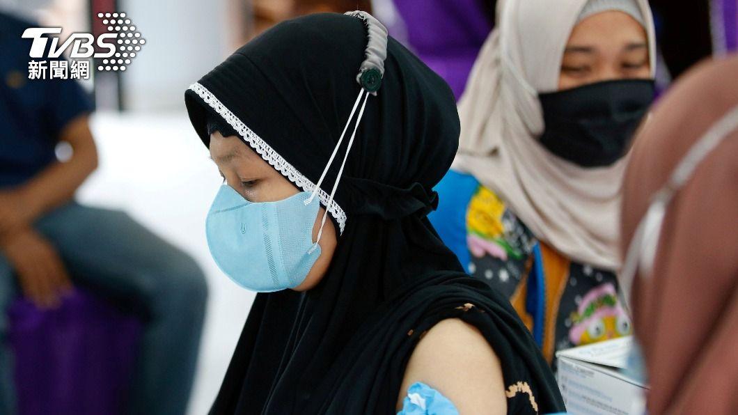 (圖/達志影像路透社) 印尼新增確診上升 中爪哇紅區8成是Delta變異病毒