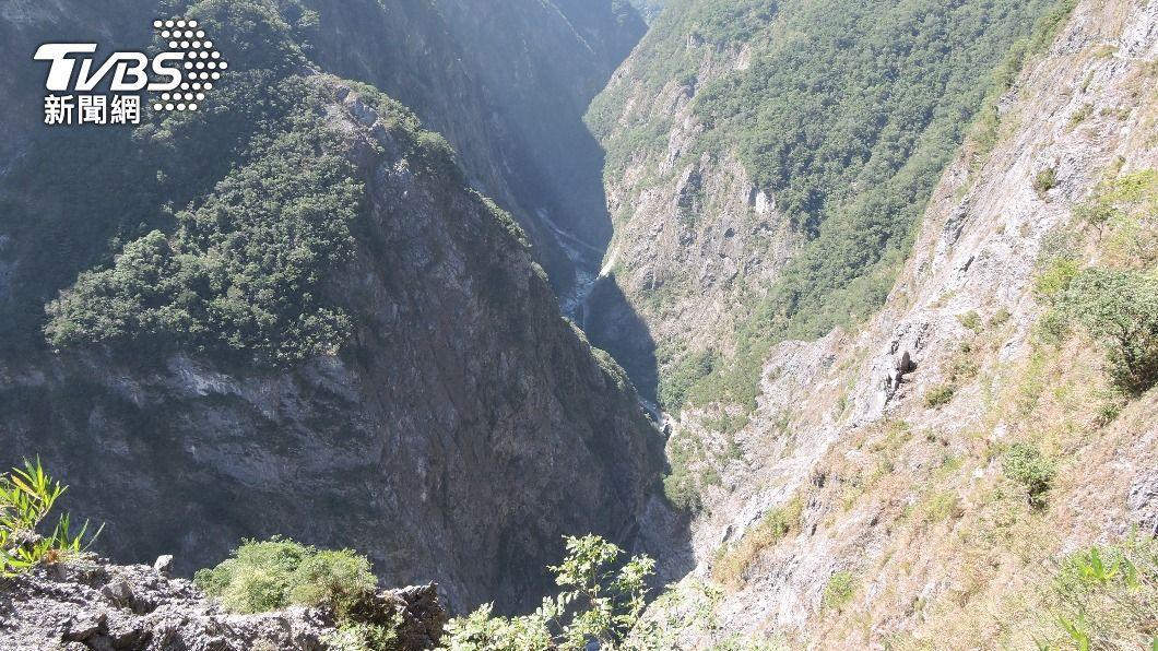 太魯閣峽谷。(圖/中央社) 以太魯閣為名植物有哪些? 多為台灣特有種