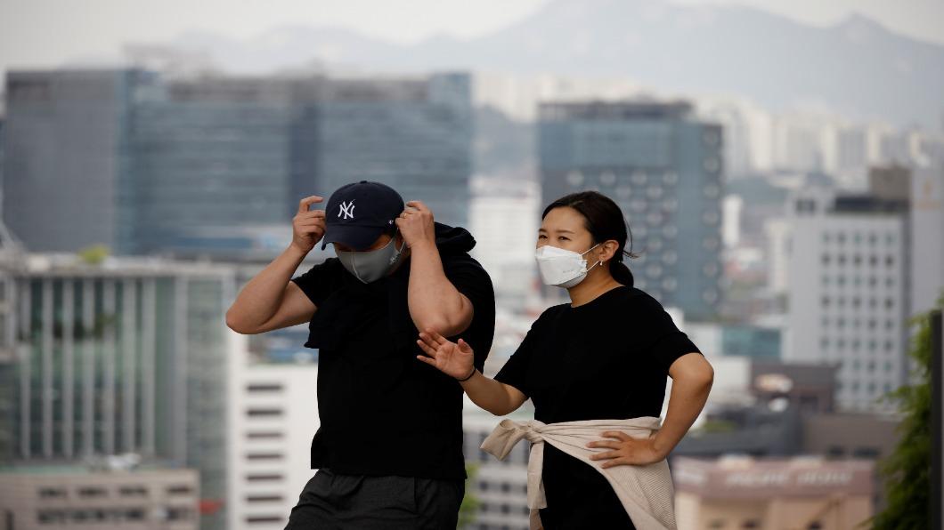 圖/達志影像路透 南韓下月起放寬!接種7款認證疫苗入境「免隔離」