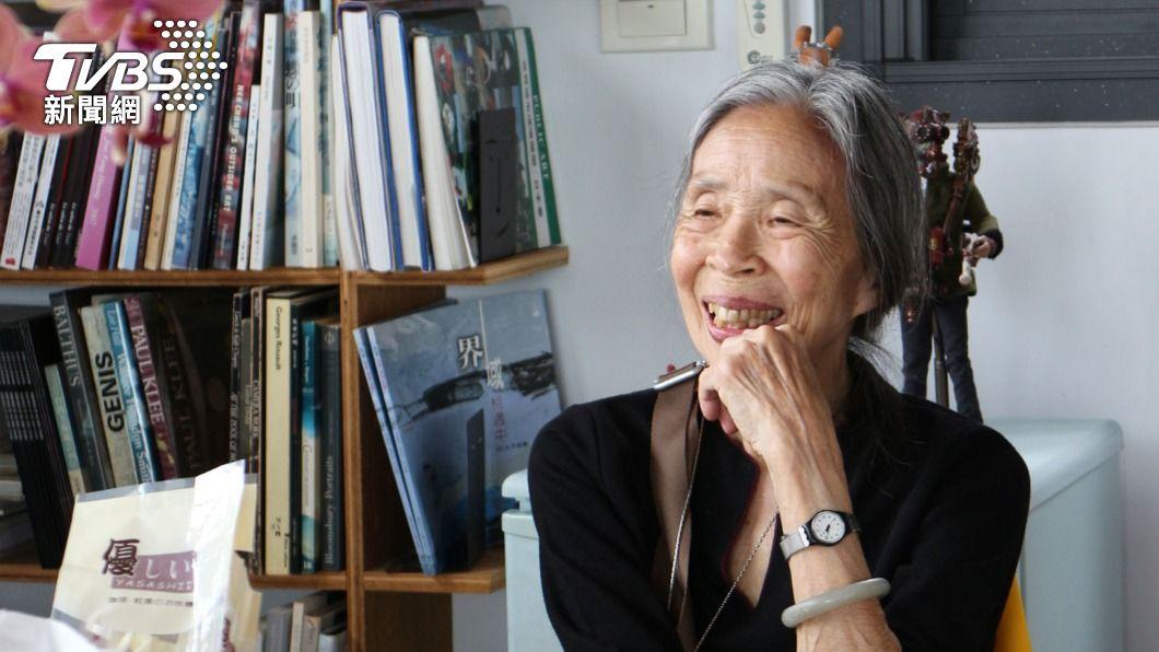 建築師王秋華辭世,享耆壽96歲。(圖/中央社資料照) 台灣圖書館之母、建築師王秋華辭世 享耆壽96歲