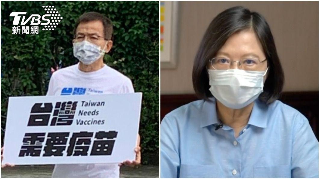 賴士葆質疑,防疫破口最該被究責的是陳時中、蘇貞昌還是蔡英文?(圖/TVBS) 防疫破口究責陳時中? 賴士葆:最終拍板的是「他們」