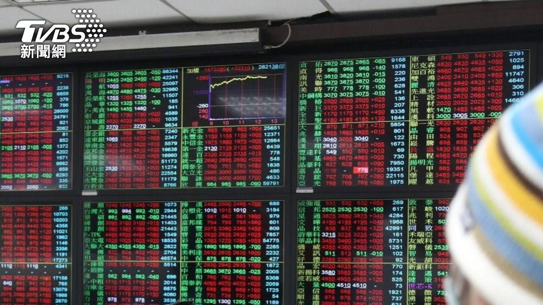 (圖/中央社資料照) 航運族群、晶圓雙雄點火 台股終場大漲157點