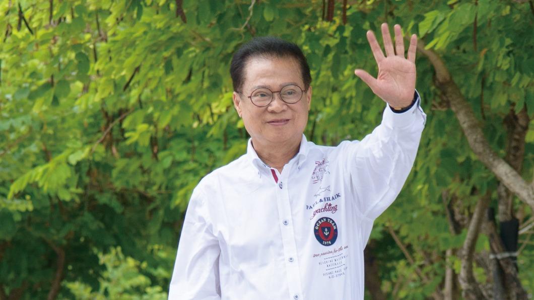 (圖/翻攝自張立傑服務讚臉書) 前台中市議員張立傑辭世享壽77歲 政界不捨